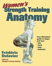 Woman's Stretching Training Anatomy