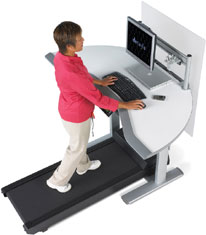 Steelcase's Walkstation