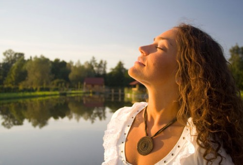 Deep breathing from Anxiety Therapy Online