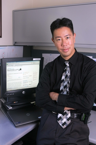 Kevin-Pho-MD, Founder of KevinMD.com