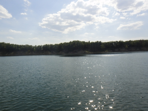 Plan a few lazy days on a boat or shore of Bull Shoals lake, MO