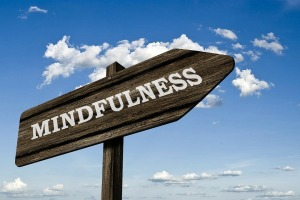 Image from Huffington Post, Why the Mindfulness Fad Won't Go Away